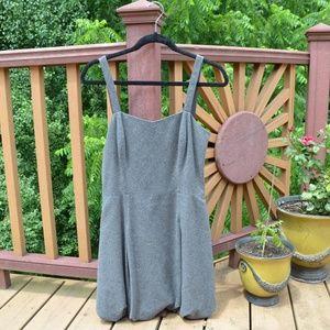 Grey Vintage Ralph Lauren Bubble Dress